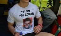 101 km correndo por unha boa causa