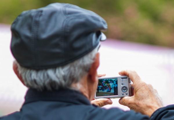 La edad avanza a la par que las tecnologías.