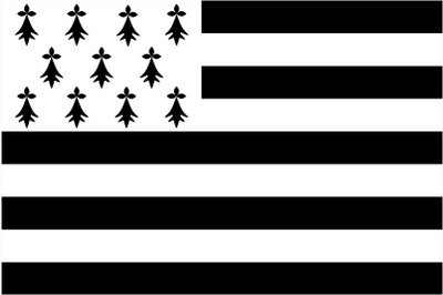 Bandera de Bretaña
