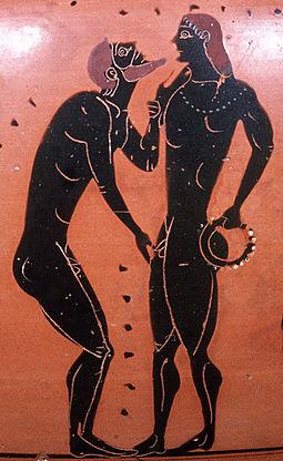 Cerámica grega