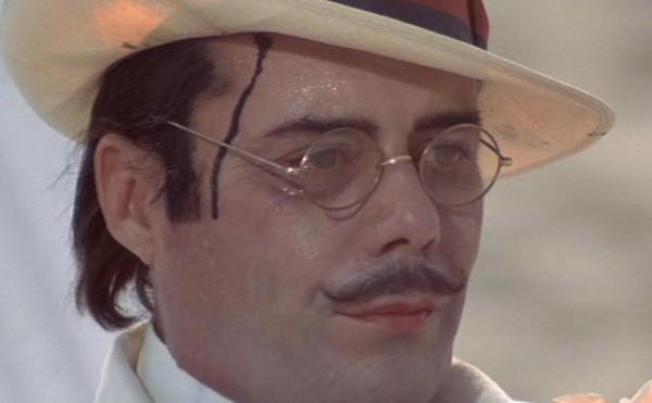 Bogarde, morrendo en Venecia.