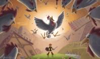 Grandes rivales en los videojuegos: Link vs las gallinas