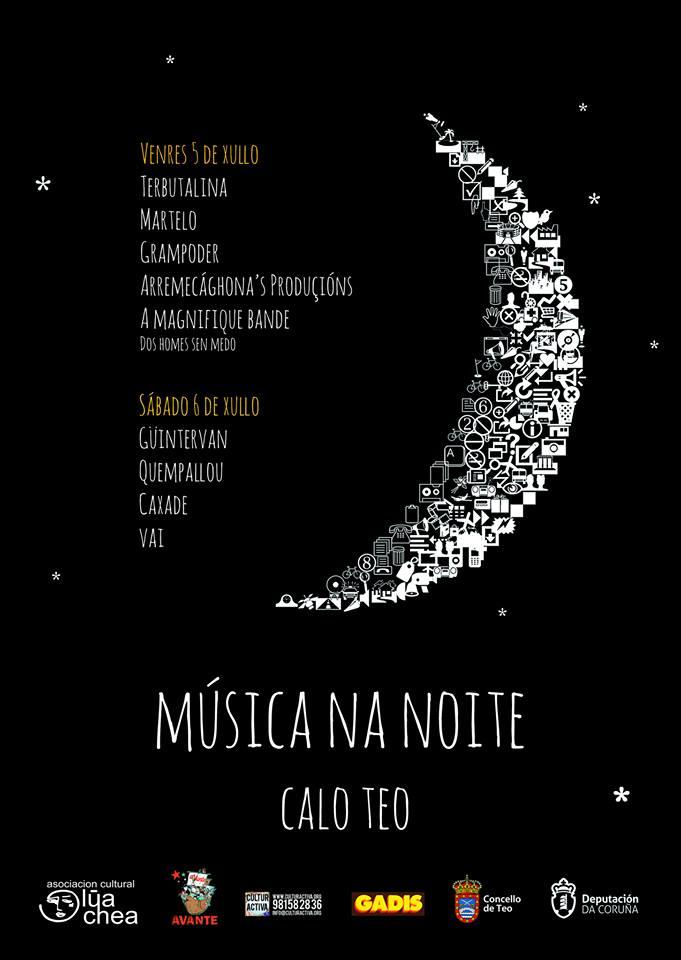04. Música na noite