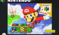 Super Mario 64: El fontanero que pisó la luna