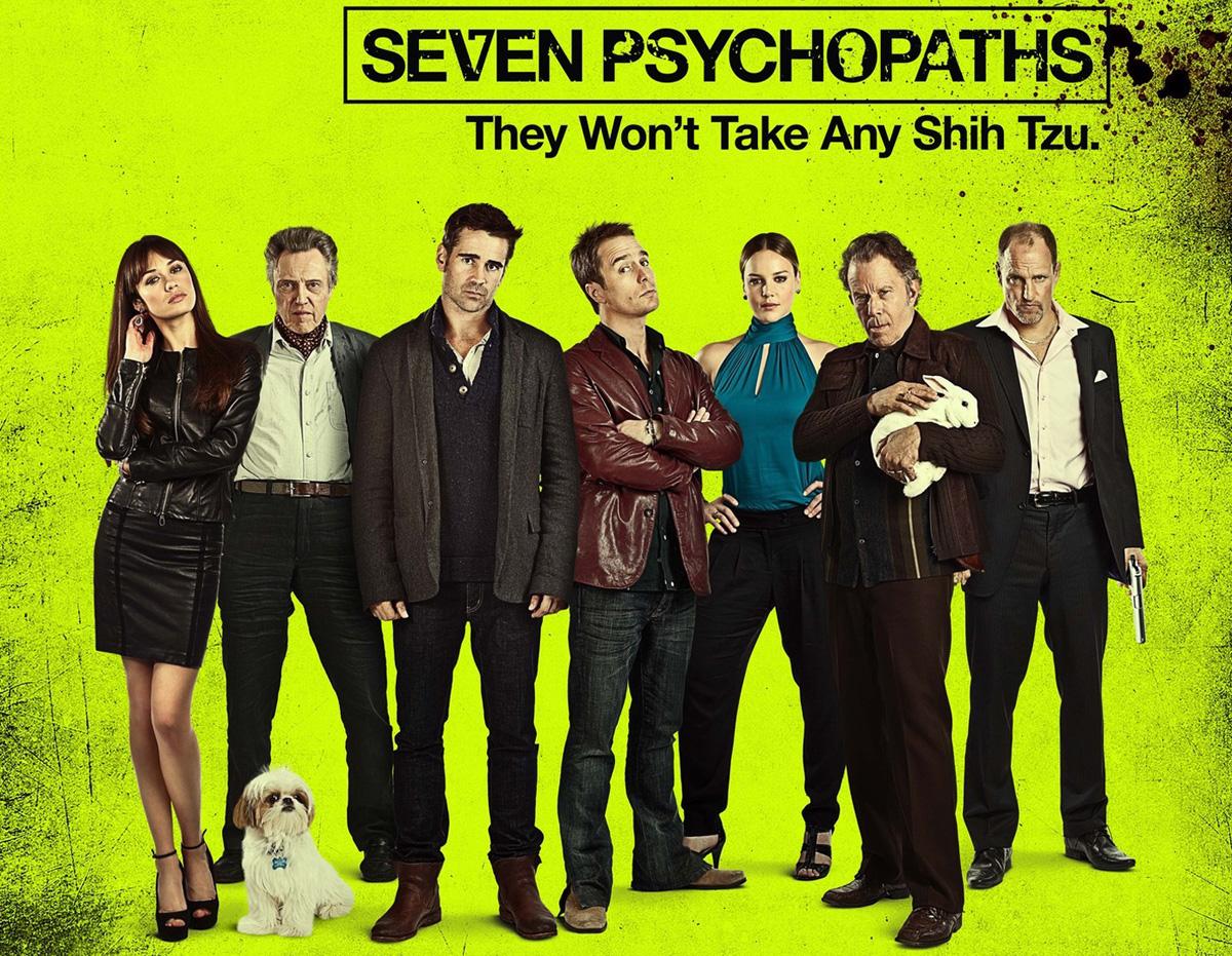 © www.sevenpsychopaths.com