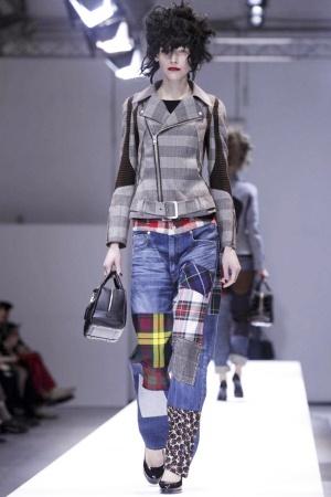 Junya Watanabe, Ready to Wear, Fall Winter, 2013, Paris