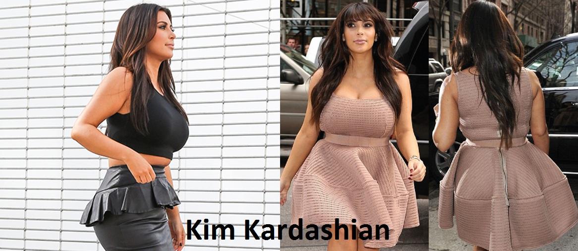 2. kim kardashian collage