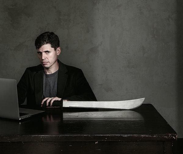 Max Brooks, esperando por la inspiración | NY Times