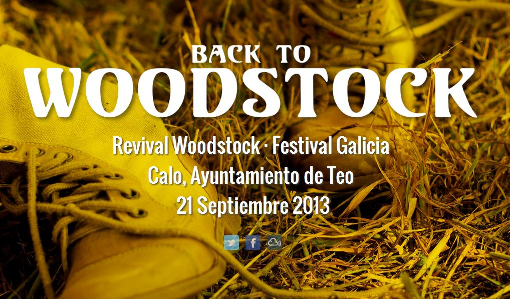13 Galician Woodstock