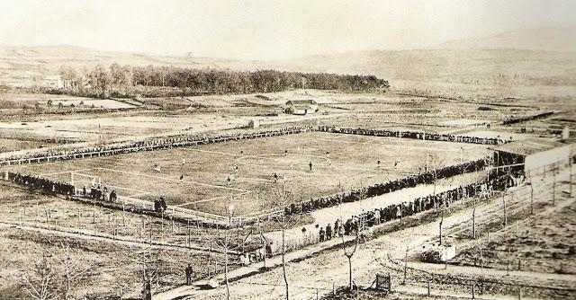 Ignauguración do Estadio de Josaleta  | ©Sanmames.org