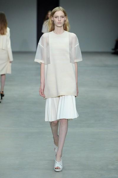 Propuesta Calvin Klein colección primavera verano 2014