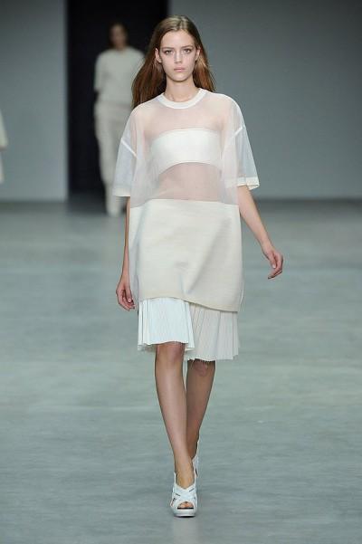 Propuesta Calvin Klein colección primavera-verano 2014