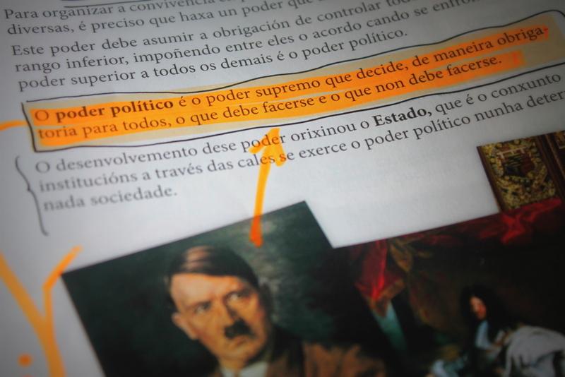 """""""El poder político es el poder supremo."""""""