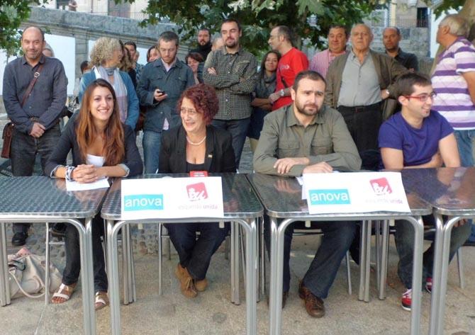 Os tres primeiros da lista de AGE por Ourense, amigos antes de que Dinamarca se interpuxese entre eles   Anova Ourense