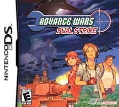 Cáratula de Advance Wars Dual Strike