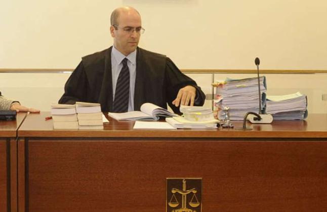 Imagen del juez Rafael García Pérez, encargado de llevar el concurso de acreedores del club.Imagen sacada de laopinionacoruna.es