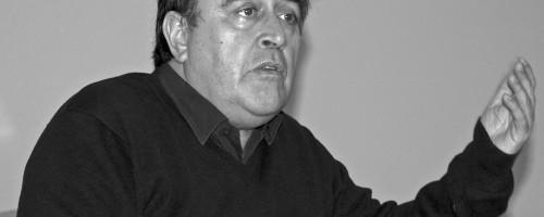 """Xosé Manuel Pereiro: """"O xornalismo ten razón de ser se di cousas que alguén non quere que se saiban"""""""