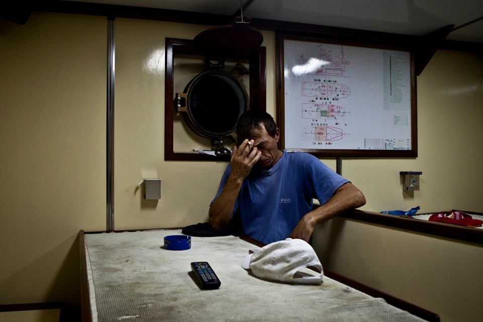 Retrato de un pescador de la Costa de Muxía/ ©  ROBER AMADO PHOTOGRAPHY
