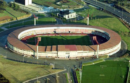 San Lázaro acollería un encontro da primeira fase. | Foto: fussballtempel.net
