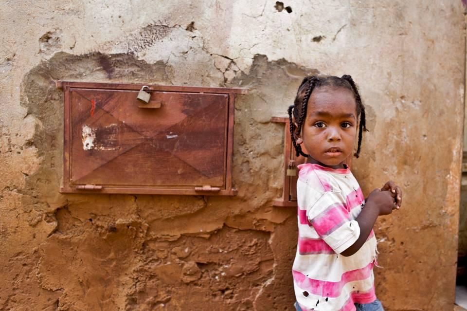 Una niña de Cabo Verde/ © ROBER AMADO PHOTOGRAPHY