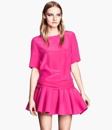rosa H&M