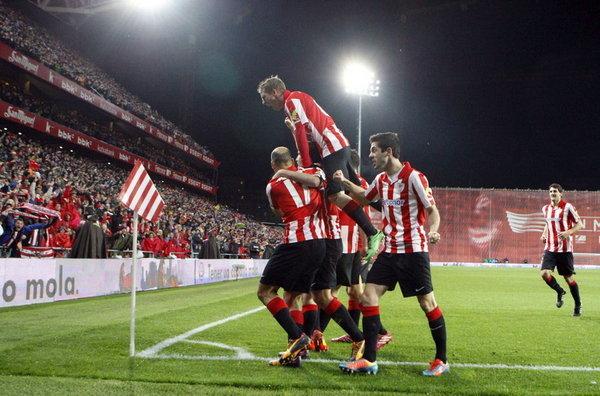 El Athletic de Bilbao ha conseguido ponerse cuarto en liga   Fuente: Mundo Deportivo