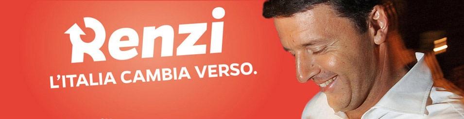 O cambio e o gusto polas novas teconoloxías, unha constante en Renzi