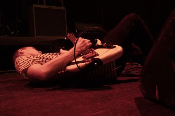 Senra enredado no chan | ©Ada Seoane Alló