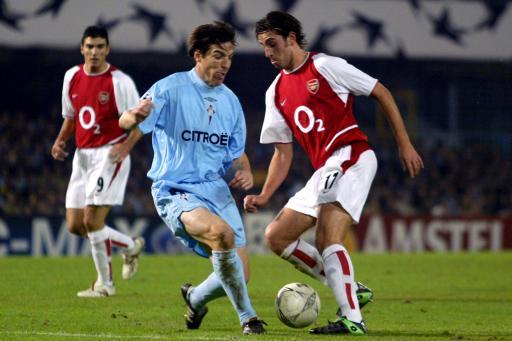 Soccer - UEFA Champions League - Second Round - First Leg - Celta Vigo v Arsenal