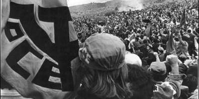 94 anos de loita, paixón, represión e fracasos