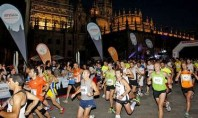 """Iván Sanmartín: """"El objetivo es que la gente que no practica deporte se anime a salir a correr por Santiago"""""""