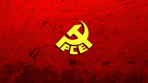 O símbolo do comunismo español(Fonte: pcandalucia.org)