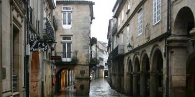 La tristeza del Apóstol Santiago. Capítulo XIV: Galicia a través del espejo