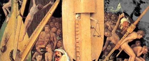 El delicioso jardín de los deleites: Pecados y juego (III)