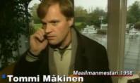 Tommi Mäkinen y la llamada más improbable del mundo