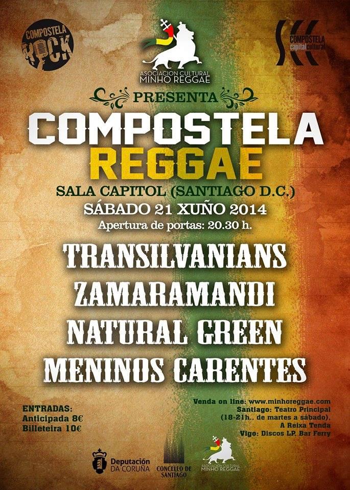 Compostela Reggae