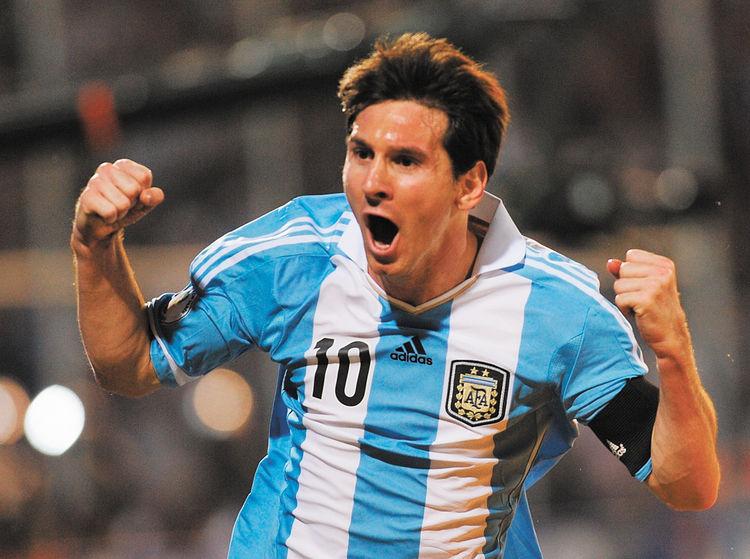 La Argentina de Leo Messi quizás sea otra de las grandes favoritas - ©La Red