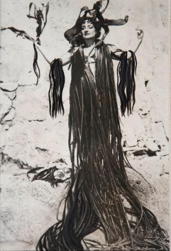 Maruxa, a bruxa | © cuadernosdepintor