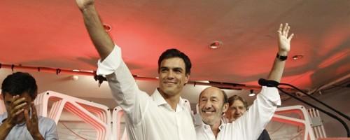 La cruzada del PSOE