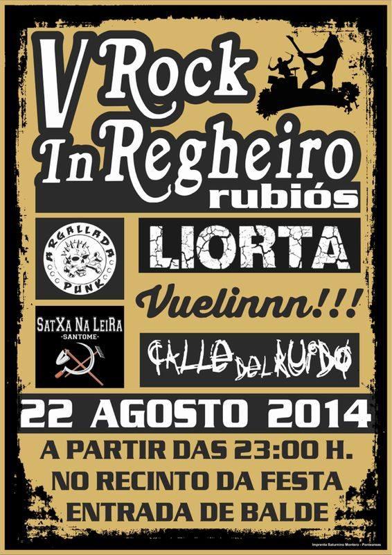 19 Rock in Regueiro
