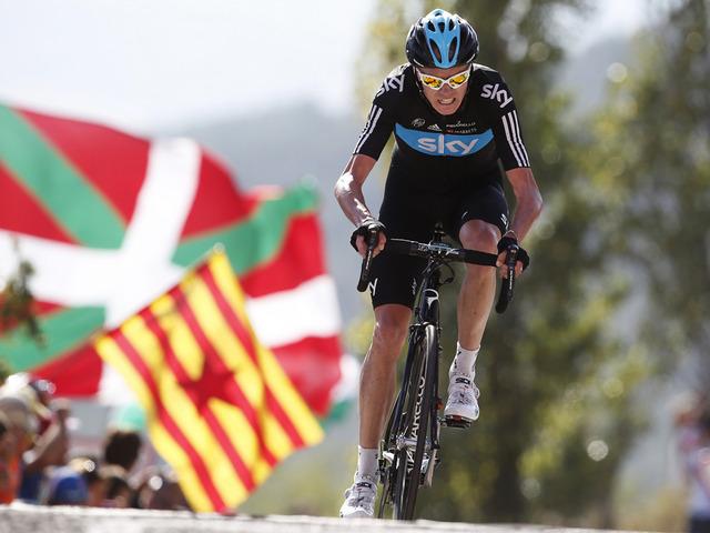 Llegaba al Tour como máximo favorito, pero una caída le dejó fuera de combate. Desde entonces solo piensa en la Vuelta - ©Team Sky