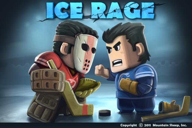 Ice Rage Hockey