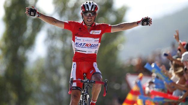 Tras un mal año, Purito busca reivindicarse en la Vuelta. ¿Será esta su edición? - ©Te Interesa