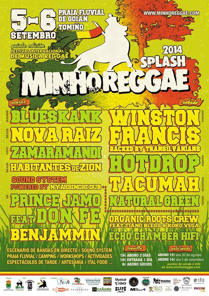 03 Minho Reggae