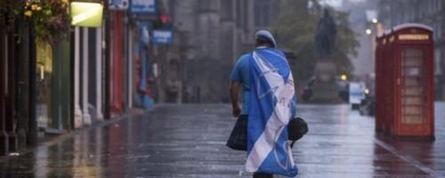El final de la aventura escocesa