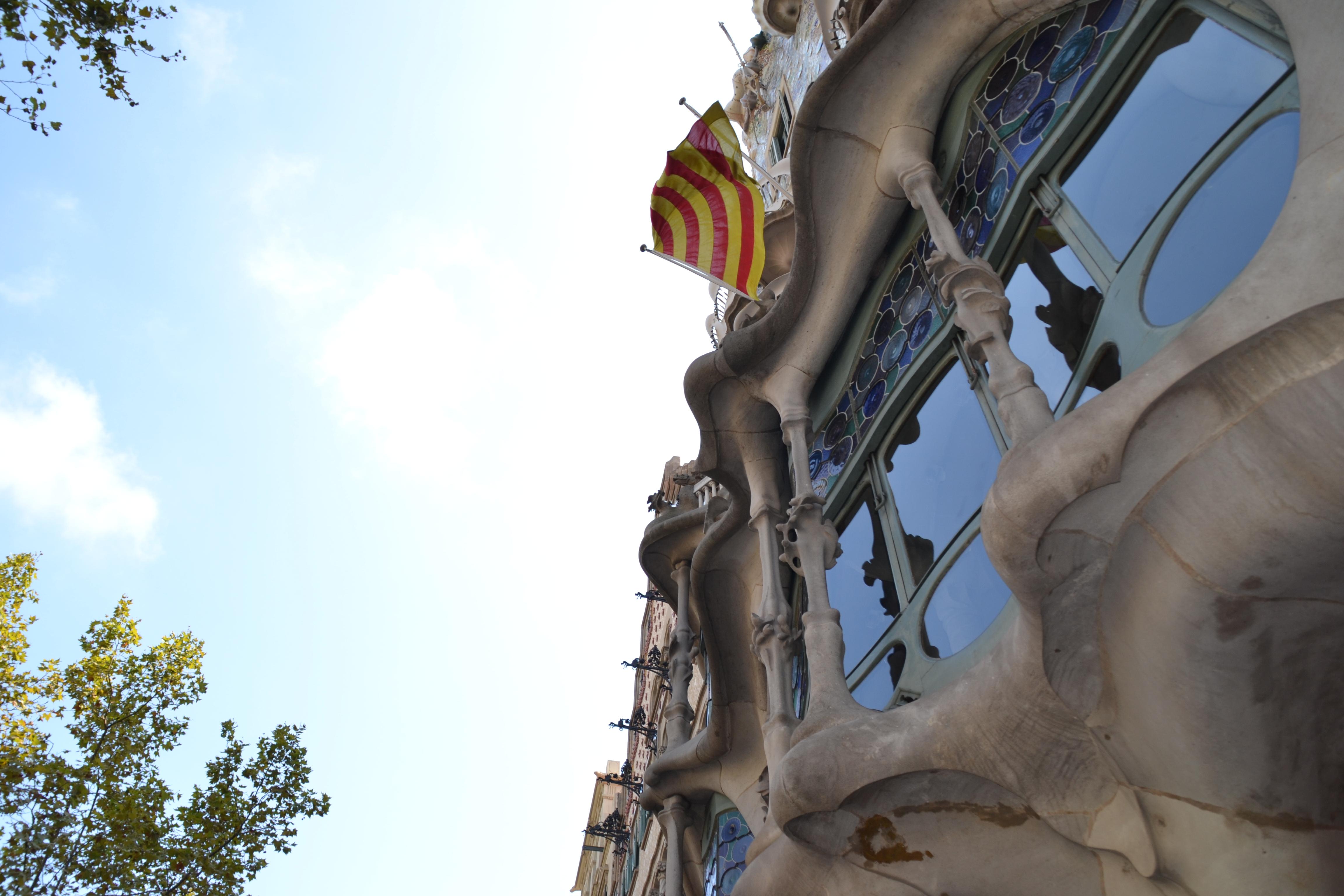 Y como no, Gaudí | © Paula P. Fraga