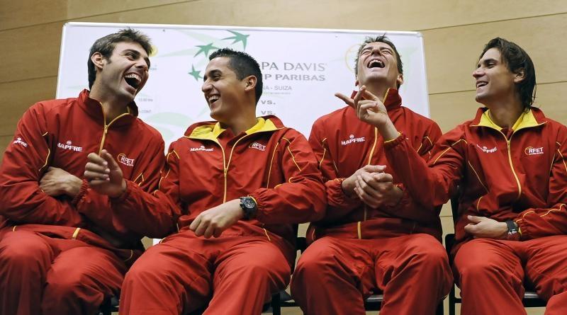 La mejor generación del tenis español se disipa (Foto: La Voz Digital).