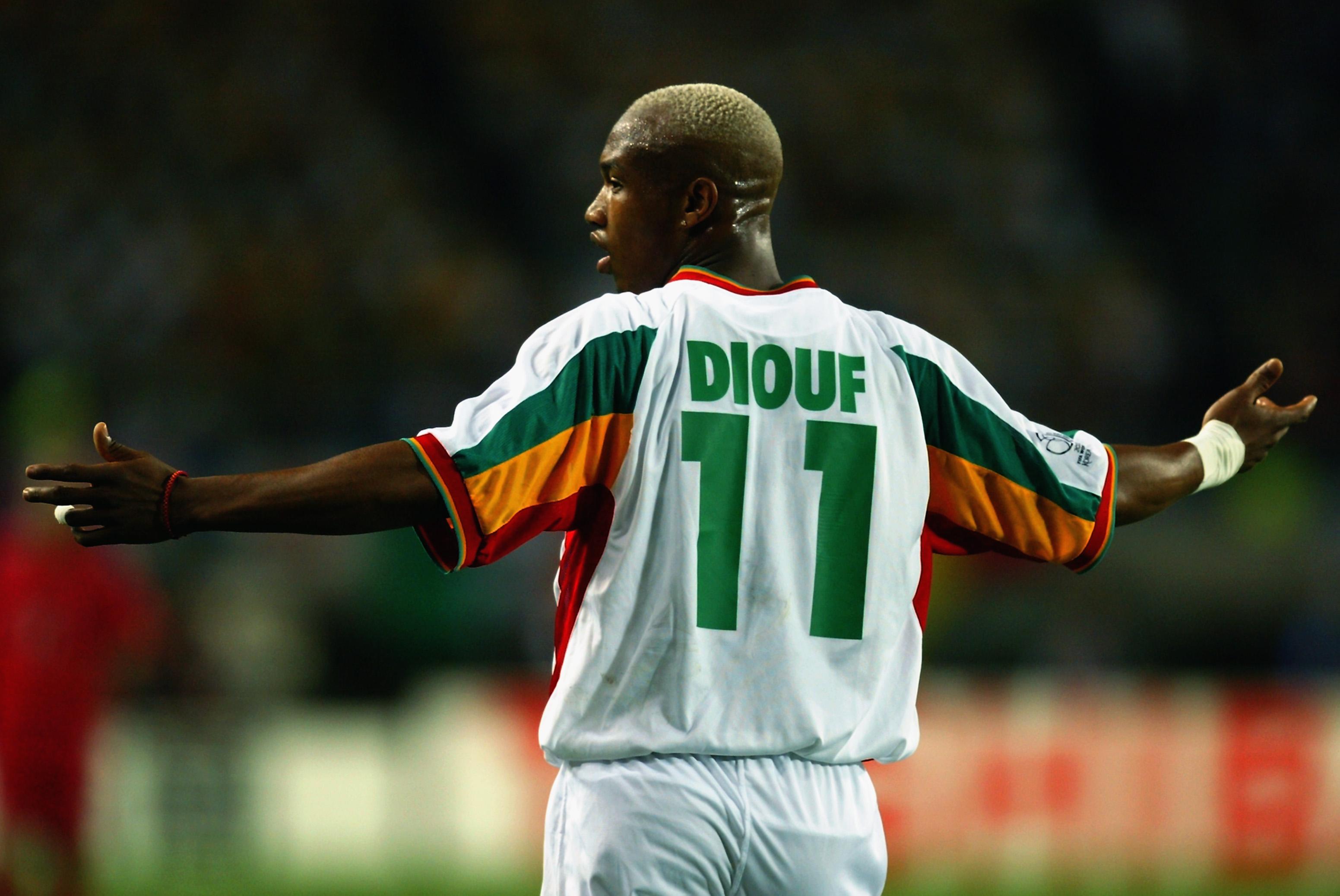 Diouf, uno de los artíficiles principales del éxito.