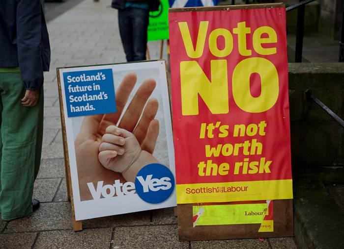 Referéndum Escocia