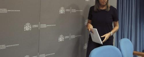 Ana Mato e o que non se debe facer co Ébola